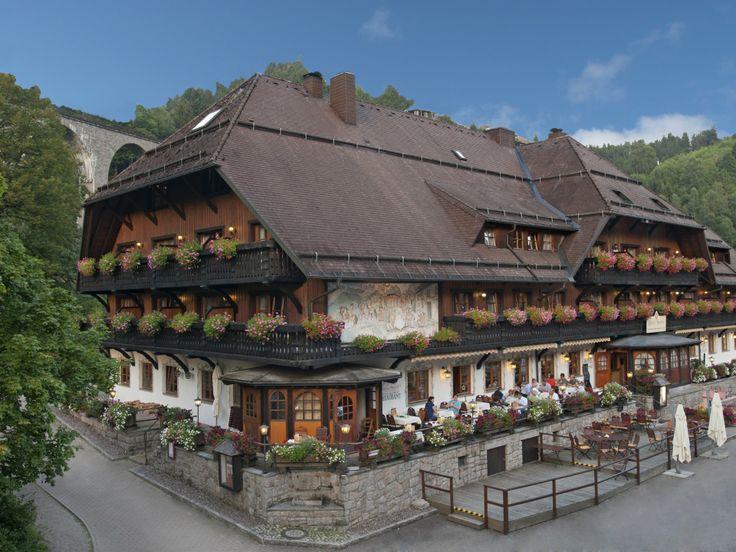 BEST WESTERN Hotel Schwarzwald - Hofgut Sternen Breitnau