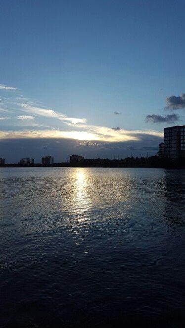 Miami  ciudad donde miras con calidad y cantidad paisajes  bellos