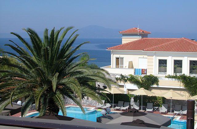séjour Grèce pas cher Marmara, votre séjour en Grèce à l'Hôtel Le Akti Taygetos Resort 4* prix promo Marmara à partir de 599 Euros