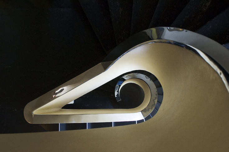 Staircase Sonneveld House
