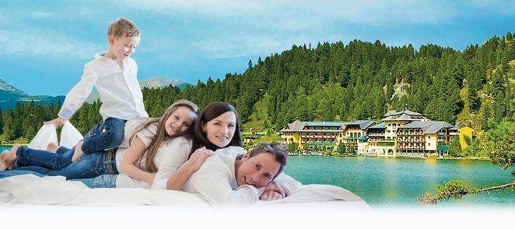Seehotel Jägerwirt - Turracher Höhe - Steiermark/Kärnten