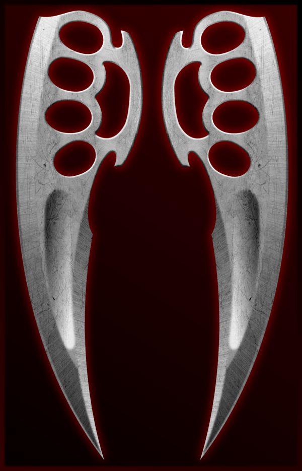 Bloody Knuckles by RedNeckJedi