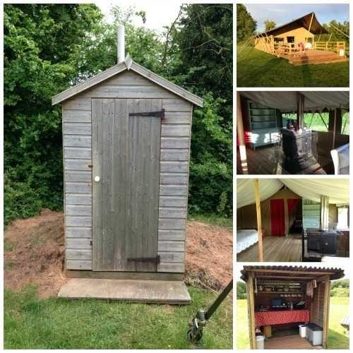 Family Farm Stays - Glamping - Devon