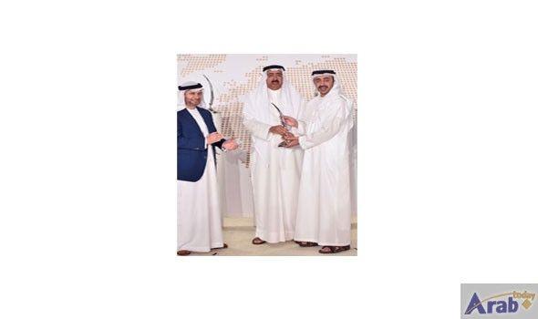 Bahrain's embassy in UAE wins award