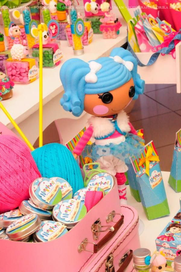 435 Best Lalaloopsy Party Images On Pinterest