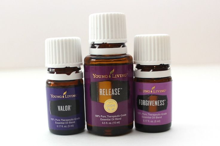 Young Living Valor, Release, and Forgiveness