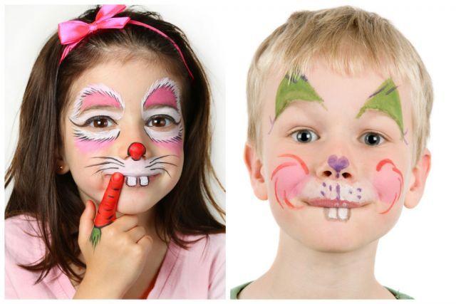 Maquillage enfant fille