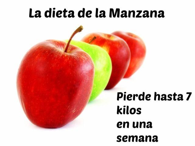 la-dieta-de-la-manzana