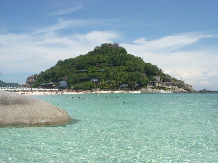 Thailandia - Koh Samui : koh nang yuan..paradise!