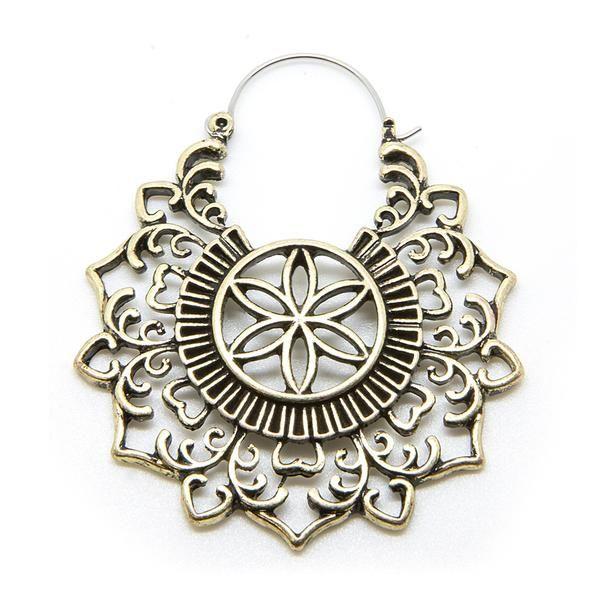 Flower Of Peru Earrings