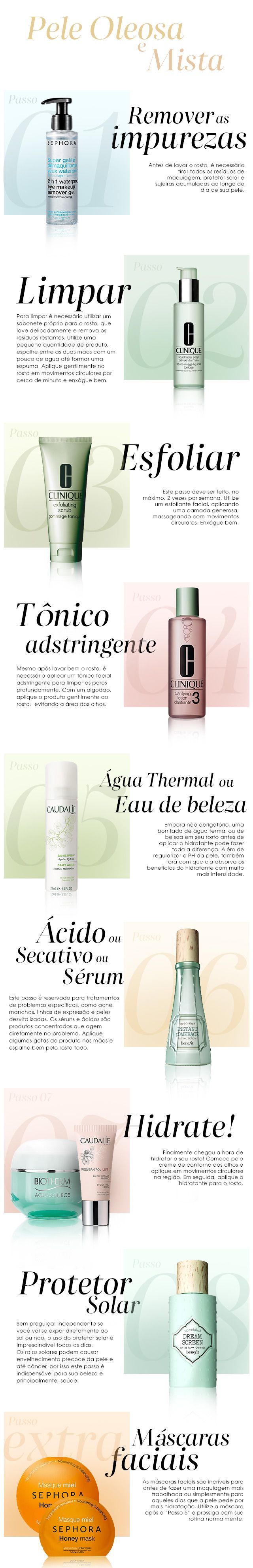 I Love Beauty - Como cuidar da pele oleosa: uma rotina de cuidados essenciais para um rosto lindo!