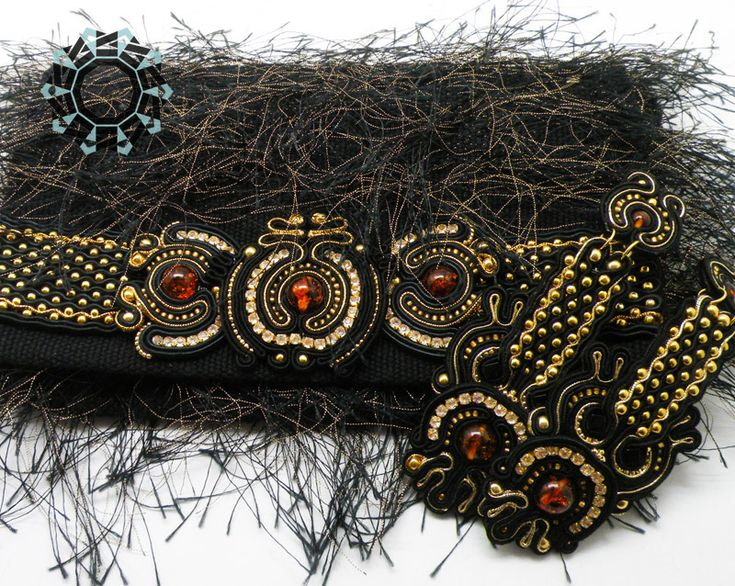 torebka9 soutache evening accessories from TenderDecember