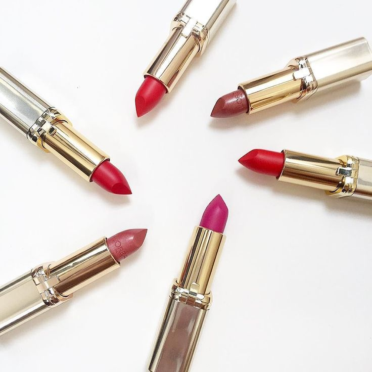 Hmmm but which one would you wear tonight?   Featuring Colour Riche Lipsticks by lorealmakeup