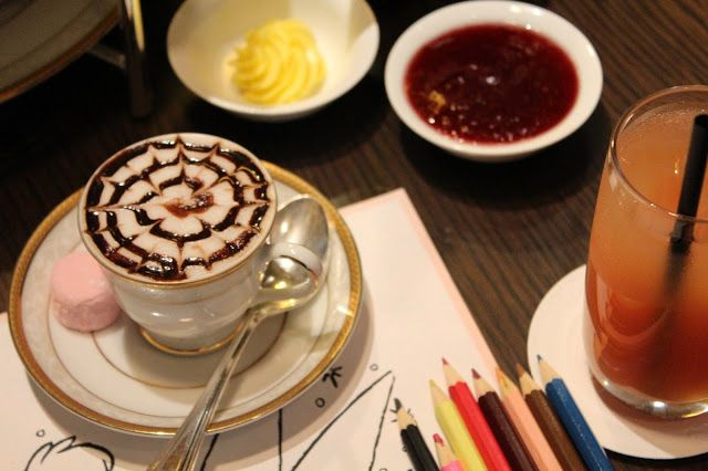 Disney Peter Pan Afternoon Tea at The Langham :: Melbourne
