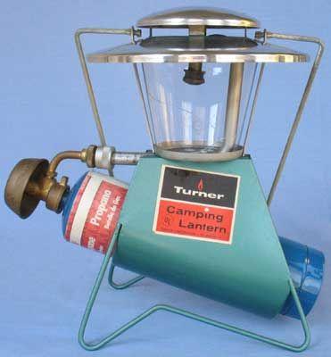 Propane lantern, stove, & heater manufacturers N - Z