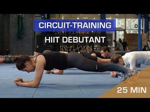 Circuit training – HIIT Débutant - YouTube