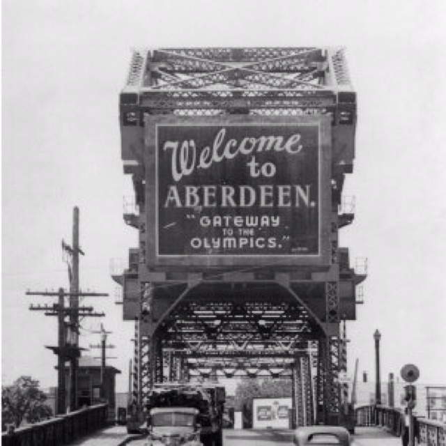 Aberdeen Wa Back In The Day