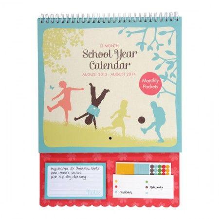 School Year Calendar 2013-2014
