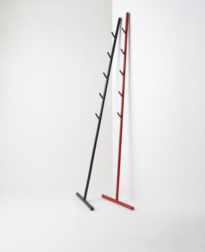 sasae coat rack by Nendo for Gebruder Thonet Vienna
