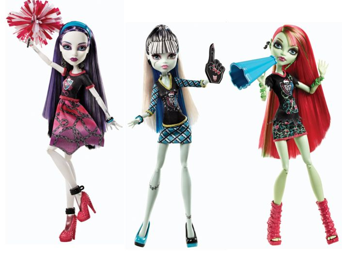 2014 NEW SPIRIT DOLLS