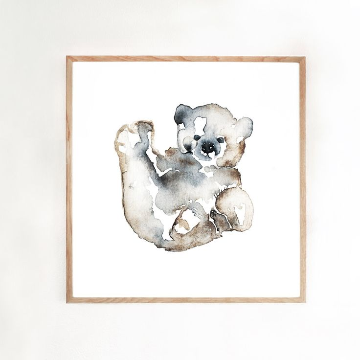 BEAR HUG by Matilda Svensson