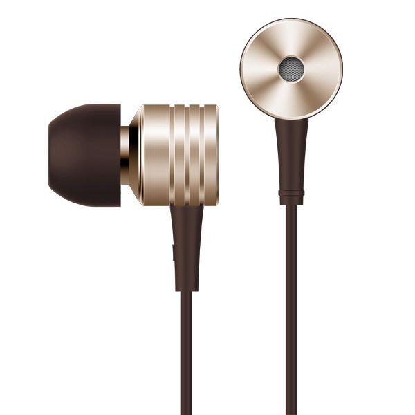 1MORE Piston Classic In-Ear Earphones Gold 원모어 피스톤 클래식 인이어 이어폰 골드