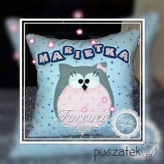 Poduszka dla Marietki