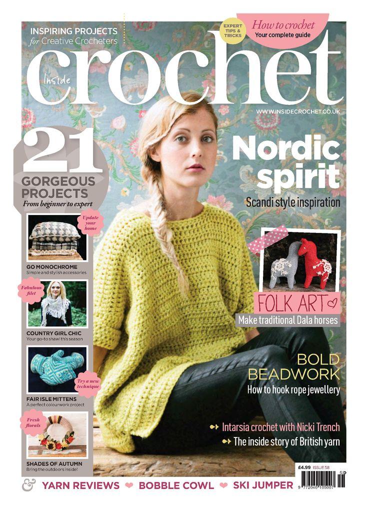 imgbox - fast, simple image host Inside Crochet №58 2014