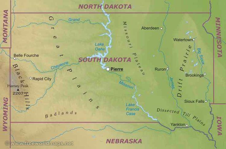 Южная Дакота штат : Флаг штата Южная Дакота Южная Дакота (англ. South Dakota) — штат, расположенный на Среднем Западе США. Назван в честь индейских племён Лакота и Дакота (Сиу). Южная Дакота стала штатом 2 ноября 1889 года (одновременно с Северной Дакотой).