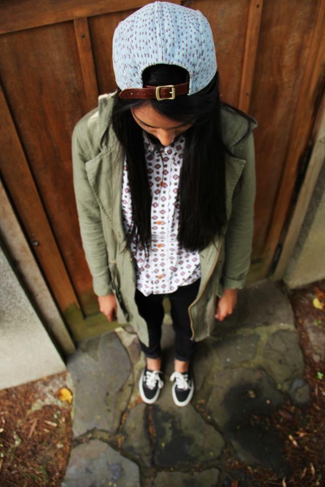 #lesbian #lesbijka #lgbt #style #style #clothes #fashion #moda #tomboy #cap #czapkazdaszkiem
