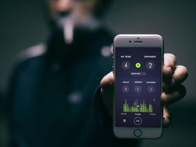 Track your Soccer Stats on Jogabo