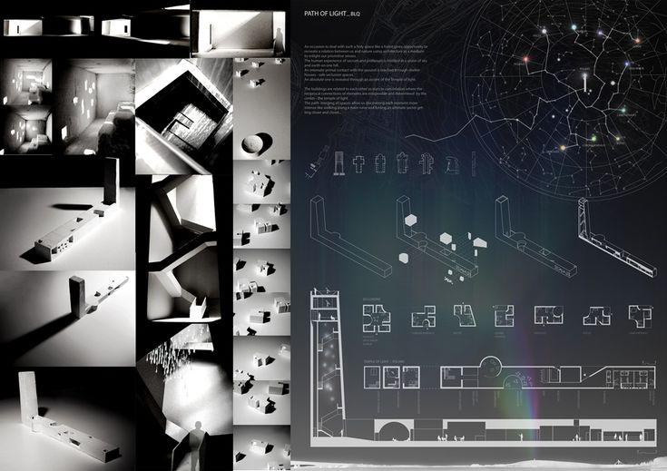[A3N] : Aurora Borealis Arctic Observatory Competition Winner 2012 ( Honorable Mention 02 : Path of The Light ) / Francesca Gotti , Adam Kiryk ( Politecnico di Milano, Wydział Architektury Politechniki Warszawskiej ).