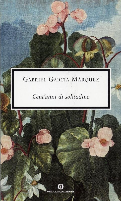 """I libri di Margherita, bibliotecaria di Arcore. G. G. Marquez, Cent'anni di solitudine. """"La lettura di 'Cent'anni di solitudine' ha scandito la caldissima estate del 1985; conservo ancora tra le sue pagine un foglietto giallo con l'albero genealogico della famiglia Buendia."""""""