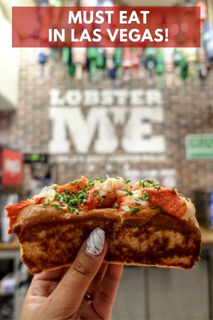 Lobster Me In Las Vegas In 2020 Las Vegas Food Las Vegas Eats Vegas Food