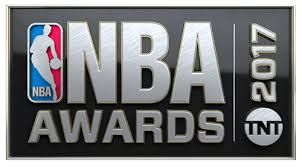 The 2017 NBA Awards was the first annual award show by the National Basketball Association, which was held on June 26, 2017 at Basketball City at Pier 36 in New York City, New York, and hosted by musician Drake.
