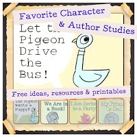 Ideas and resources for doing Character or Author Studies with your class--including printable comprehension questions, activities, video links, and more.