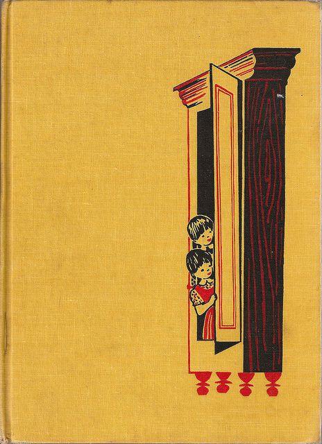 Vintage Children's Book, Cozy Hour Storybook, Leonard Weisgard.