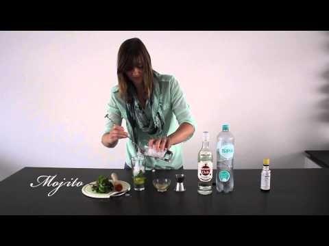 Mango Strawberry Daiquiri Cocktail recipe on Cocktailicious