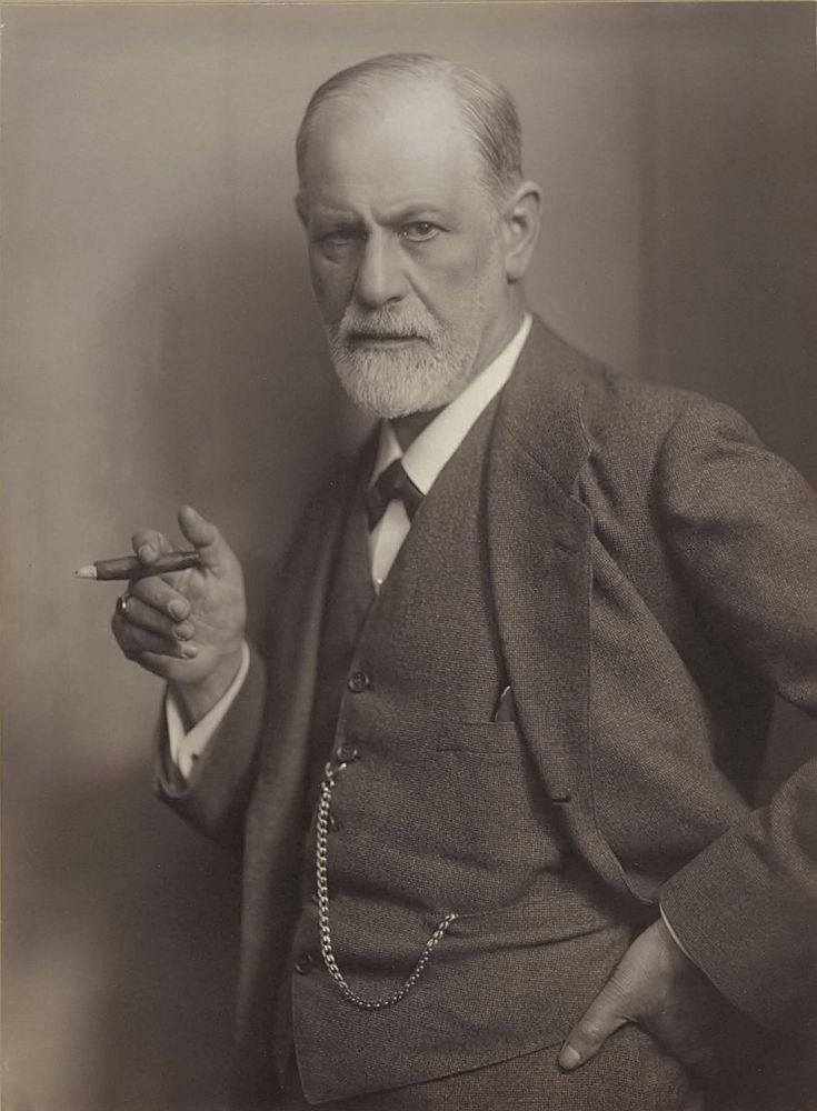 """""""TIL when the Nazis burned Sigmund Freud's books he said, """"What progress we are making. In the Middle Ages they would have burned me. Now, they are content with burning my books."""""""""""