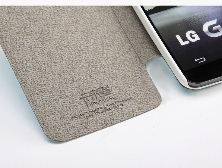 Kalaideng Flip Case Θήκη - Γαλάζιο (LG G Flex) - myThiki.gr - Θήκες Κινητών-Αξεσουάρ για Smartphones και Tablets - Χρώμα γαλάζιο