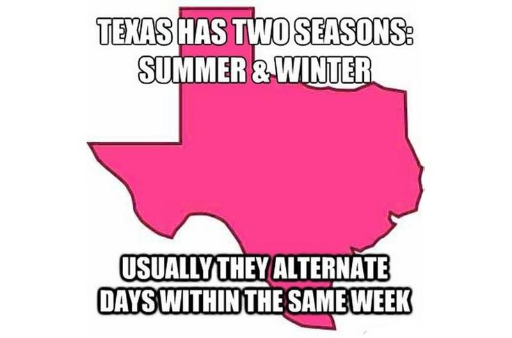 16 Hilarious Texas Memes That Are So Very True