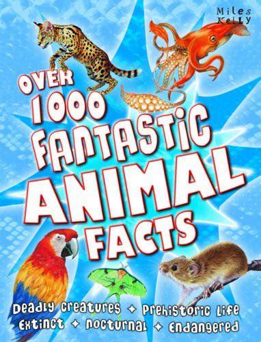 Amazon.co.uk: animal facts