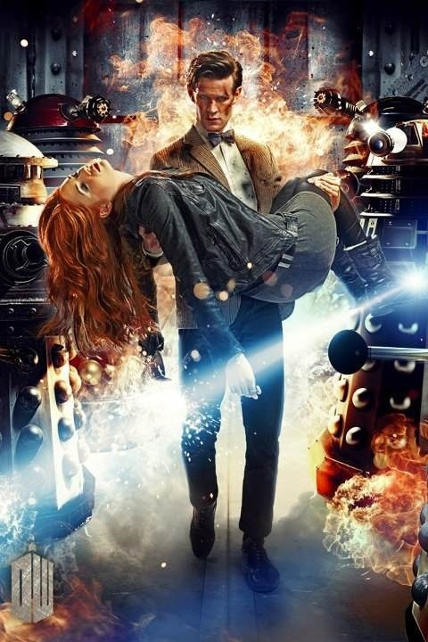 Doctor Who- Asylum of the Daleks