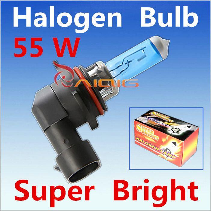 2 stks 9006 55 W HB4 55 W Halogeen Lampen super white Koplampen fog lampen dag licht running parking 6000 K 12 V Hoofd Auto Lichtbron