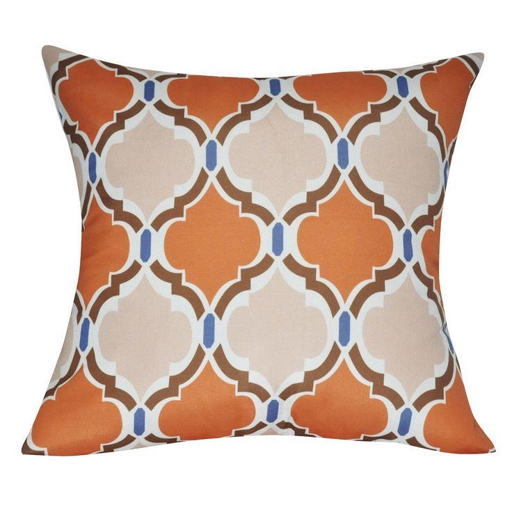 Damask Decorative III Throw Pillow