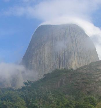 Pedra Riscada (São José do Divino/MG), Brazil