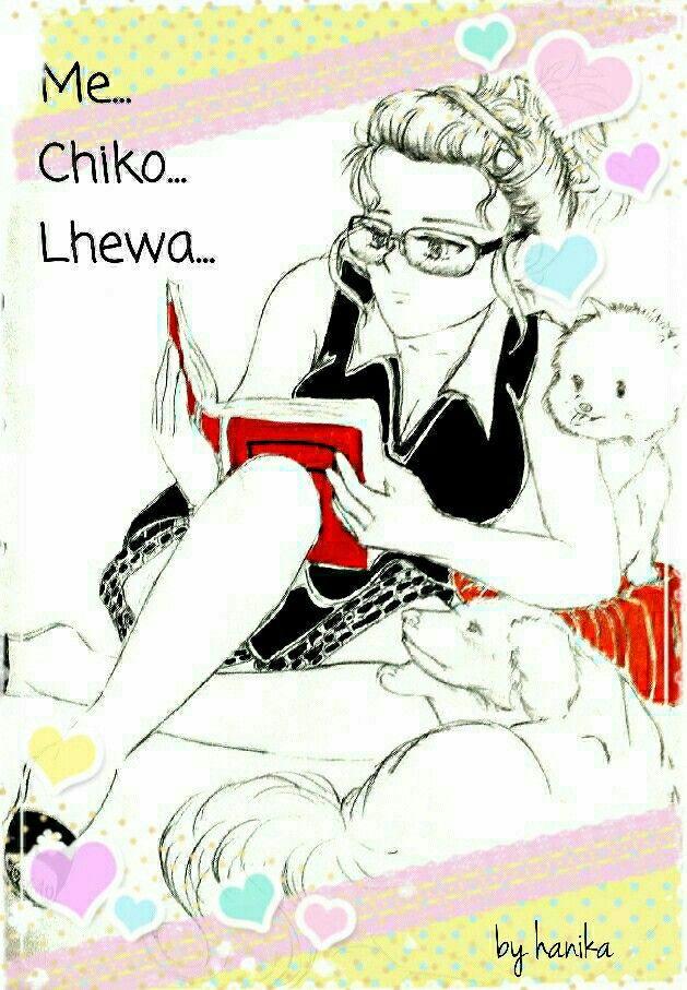 Me... Chiko...and Lhewa...