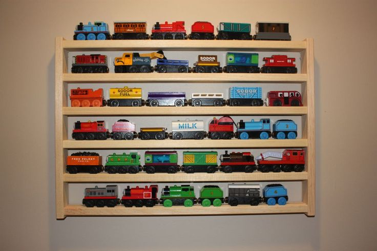 Ensemble de 2 bases de Rack Train - Thomas l'afficheur de Train en bois de Tank et support de mur de stockage par TrainRackStore sur Etsy https://www.etsy.com/fr/listing/118964751/ensemble-de-2-bases-de-rack-train-thomas
