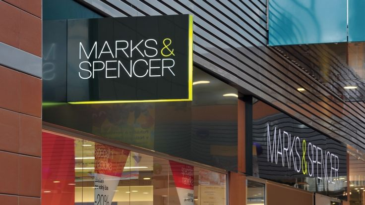 Marks & Spencer realisation by 3P....see more at www.3p.cz ...... *LET YOUR BUSINESS SHINE*