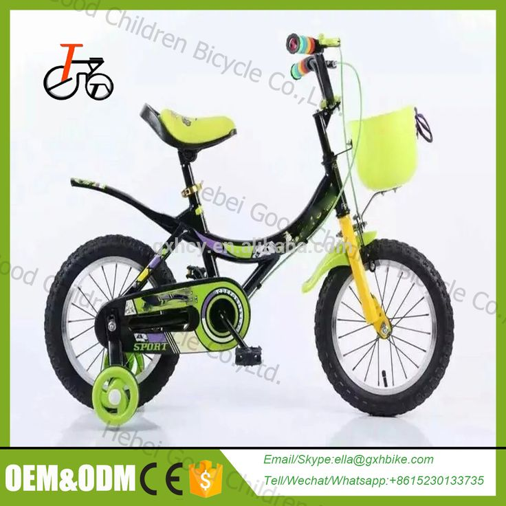 Factory direct price 16 inch children bicycle / 2016 models baby boy bikes / passed CE 20 inch kids bike